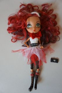La Dee Da Doll Sloane as Little Red Riding Hood from Fairytale Dance Collection