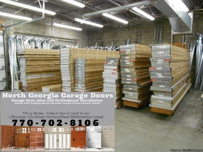 Garage Doors and Installation