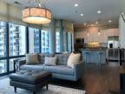 Live the luxurious life in Chicago's famed River North area!