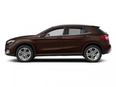 2018 Mercedes-Benz GLA GLA 250 (Cocoa Brown Metallic)