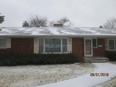 3 Bed 2 Bath Foreclosure Property in Aurora, IL 60506 - S Rosedale Ave