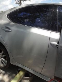 Buy 2006-2013 LEXUS IS250 IS350 RIGHT REAR QUARTER PANEL SHELL METAL PASSENGER SIDE motorcycle in Houston, Texas, United States, for US $400.00