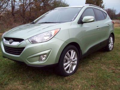 2011 Hyundai Tucson FWD 4dr Auto GLS *Ltd Avail*