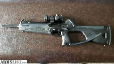 For Sale: Beretta CX4 Storm 9mm Carbine with Burris XTS-135 Red Dot
