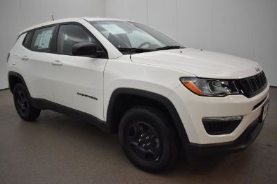 2018 Jeep Compass (White Clearcoat)