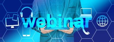 Attend a Webinar that Can Change Your Life