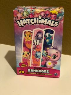 NEW!! HATCHIMALS BANDAGES