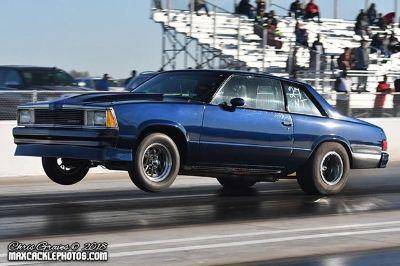 1981 Malibu rolling