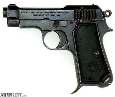 Want To Buy: M1934 Beretta