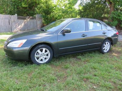 2004 Honda Accord EX (Blue)