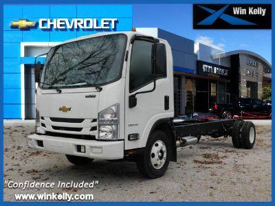2016 Chevrolet 3500HD LCF DIESEL (Arc White)