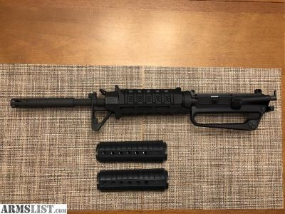 For Sale: Pre Ban Bushmaster XM-15 Complete Upper-Chrome Lined 556/223- Ex. Cond-