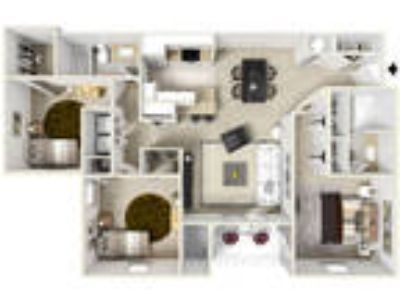 Parkwest Apartment Homes - 3 BR