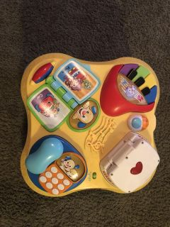 Fisher Price Laugh & Learn Puppy Table