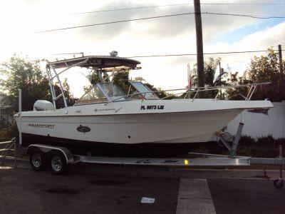 2001 Aquasport 215 Osprey Sport Runabouts Boats Holiday, FL
