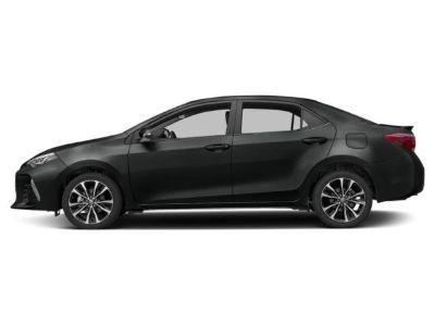 2019 Toyota Corolla L (Black Sand Pearl)