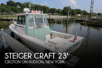2004 Steiger Craft 23 Chesapeake