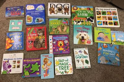 Book Lot for toddlers
