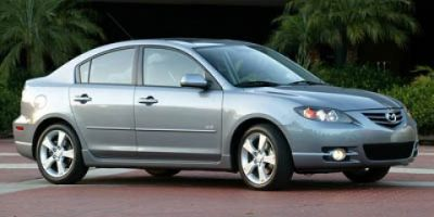 2005 Mazda Mazda3 i (Black Mica)
