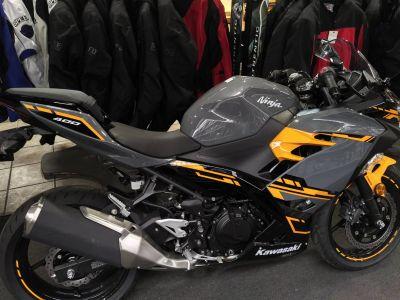 2018 Kawasaki Ninja 400 ABS Sport Motorcycles Salinas, CA