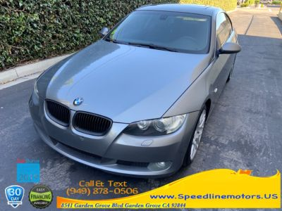 2008 BMW 3-Series 328i (Space Gray Metallic)