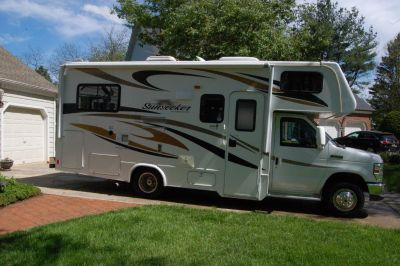 2011 Forest River SUNSEEKER 2300