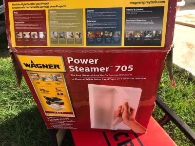 Power steamer wallpaper remover