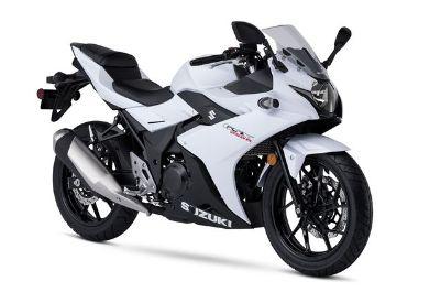 2018 Suzuki GSX250R Sport Motorcycles Cumberland, MD