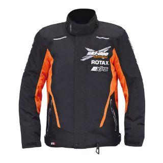 Purchase Ski-Doo X-Team Winter Jacket - Orange motorcycle in Sauk Centre, Minnesota, United States, for US $247.99