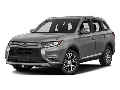2016 Mitsubishi Outlander ES (Rally Red)