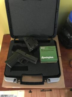 For Sale: New Sig 238