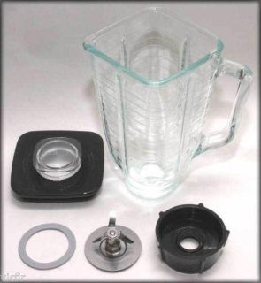NEW REPLACEMENT PARTS FOR OSTER GLASS BLENDER