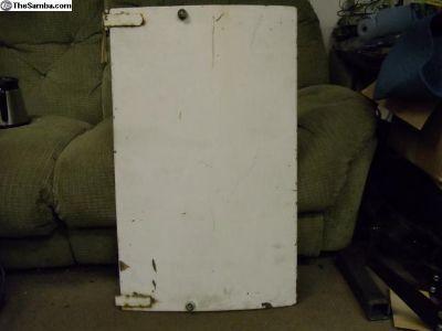 Sub hatch door
