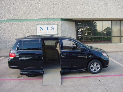 2008 Honda Odyssey Touring (BLACK)