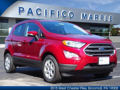 2019 Ford EcoSport (Ruby Red)