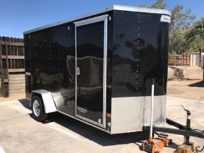 2017 Haulmark Passport PPT6X12DS2 Cargo trailer