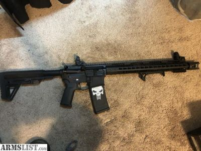 For Trade: Spikes AR