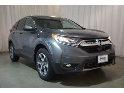 2019 Honda CR-V (Modern Steel Metallic)