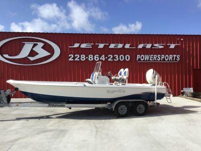 2018 Blue Wave 2300 PureBay Bay Boats Gulfport, MS