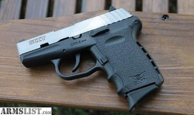 For Sale: SCCY CPX-2 with a SCCY KYDEX HOLSTER