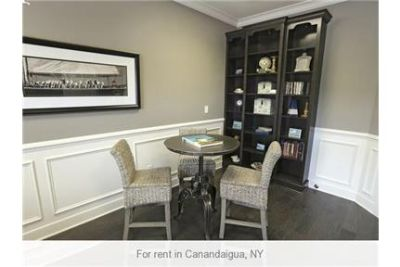 Bright Canandaigua, 1 bedroom, 1 bath for rent. Washer/Dryer Hookups!