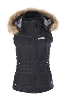 Find Divas Snowgear Hooded Womens Vest Black motorcycle in Holland, Michigan, United States, for US $108.65