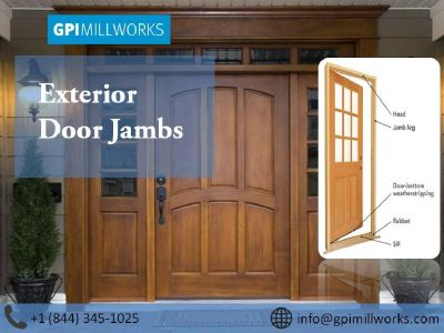 For Best Quality Jambs Contact to Professional