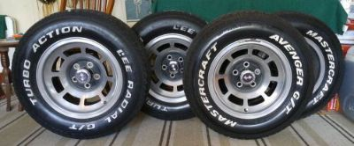 Sell 1979 Corvette Tires motorcycle in Crestview, Florida, United States, for US $600.00