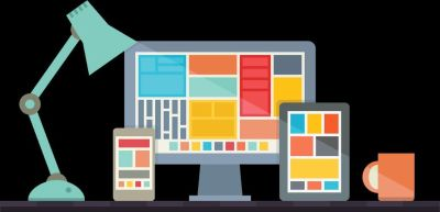 Develop an interactive website for your enterprise