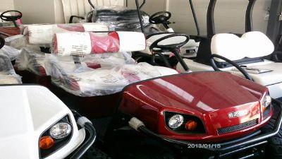 2017 E-Z-Go Personal Express S6 Gas Golf Golf Carts Lakeland, FL
