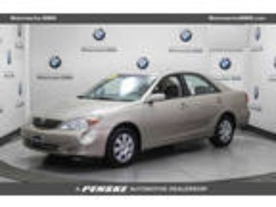 used 2004 Toyota Camry for sale.