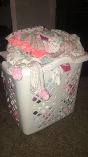 Baby girls clothes lot for sale