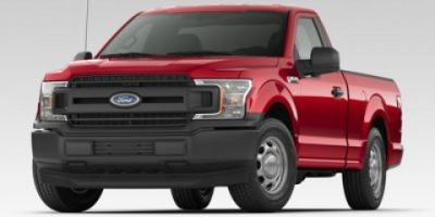 2018 Ford F-150 Regular Cab Pickup (Black)