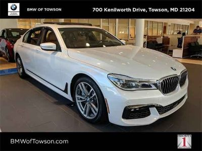New 2018 BMW 7 Series Sedan